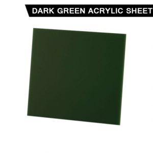 Dark Green Acrylic Sheet