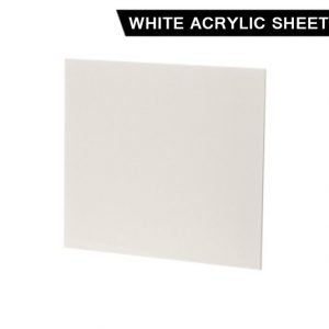 White Acrylic Sheet