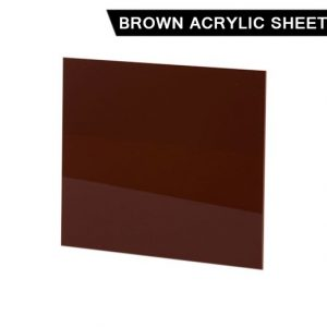 Brown Acrylic Sheet