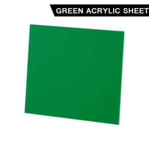 Green Acrylic Sheet