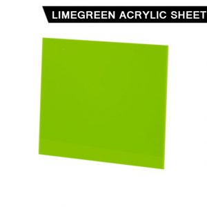 Lime Green Acrylic Sheet
